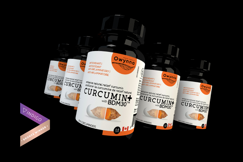 supplement packaging design