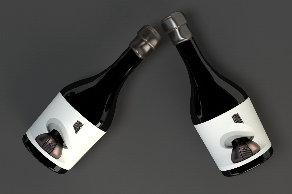 wine packaging design