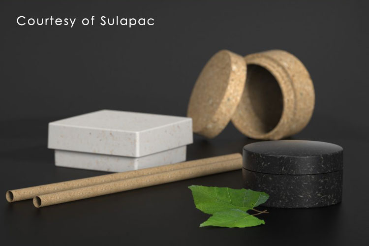 Meet Sulapac. Saving the world from plastic waste